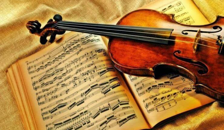 Интересное о музыкальных инструментах